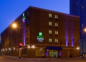 Holiday Inn Express Hotel and Suites Downtown Mi