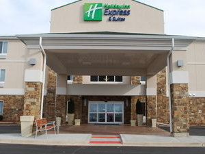 Holiday Inn Express Hotel and Suites Pekin (peor