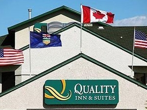Quality Inn and Suites Edmonton Airport