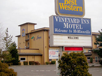 Best Western Vineyard Inn Mote