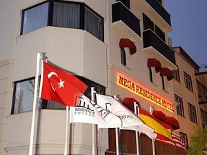 Mega Residence Hotel Ankara