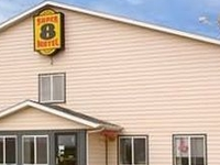 Super 8 Motel   plankinton