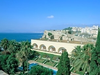 Parador de Ceuta. La Muralla