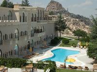 Uchisar Kaya Hotel