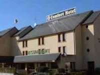 Comfort Hotel Angers Beaucouze