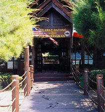 Manukan Island Resort Kota Kinabalu