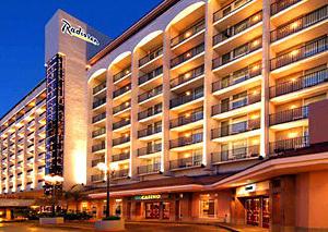 Radisson Ambassador Plaza Hotel and Casino