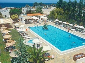 Kyknos Beach Hotel and Bungalows