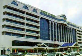 The Centrepoint Hotel, Brunei