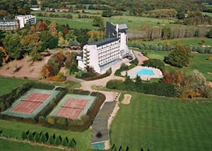 Les Dryades golf and Spa