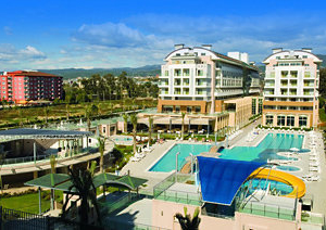 Hedef Resort Hotel and Spa