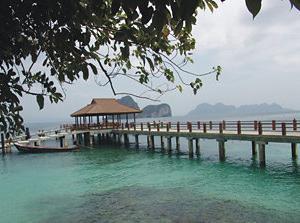 Koh Ngai Resort