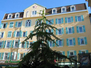 Interhotel De France Evian