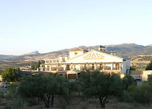 Sierra Hidalga