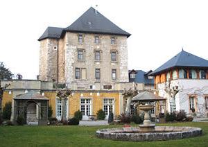 Homtel Le Chateau de Candie