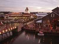 Disney's Port Orleans Riverside