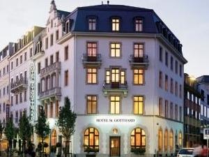 St. Gotthard Swiss Quality Hotel