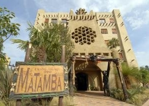 Phantasialand - Matamba