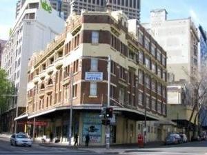 Sydney Central on Wentworth