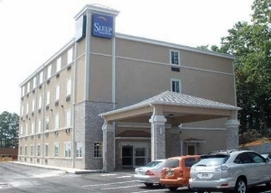 Sleep Inn And Suites At Kennes