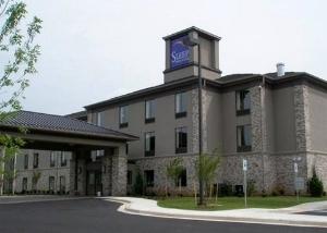 Sleep Inn And Suites Clear Spr