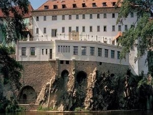 Ruze Cesky Krumlov Hotel