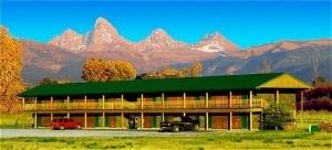 Teton Mountain View Lodge