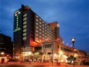 Evergreen Plaza Hotel Tainan