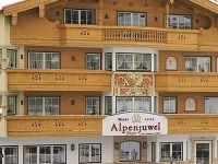 Hotel Alpenjuwel Jaeger