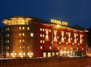 Europa City Vilnius