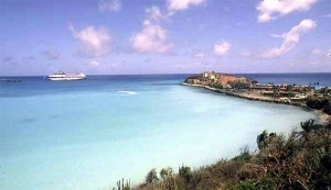 Divi Little Bay Beach