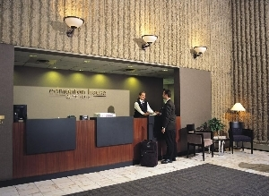 Coast Edmonton House Hotel