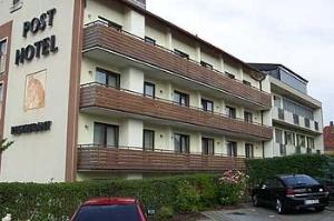 Post-hotel Wuerzburg