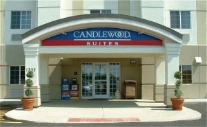 Candlewood Suites Medical Center