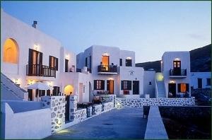 Odysseus Hotel Folegandros