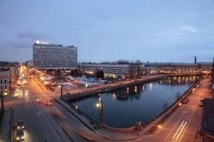 Azimut Hotel St Petersburg