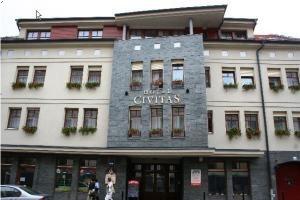 Civitas Boutique Hotel Sopron