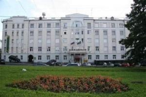 Ekaterinburgcentralny Hotel