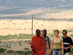 Walking Safari in Ngorongoro Highlands Photos