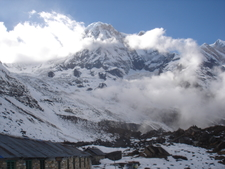 Annapurna base camp trekking oct 2014
