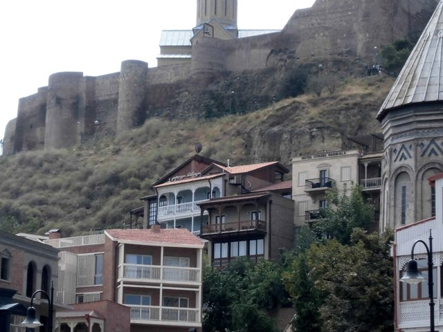 Old Tbilisi Tour in Half Day + Free Accommodation Photos