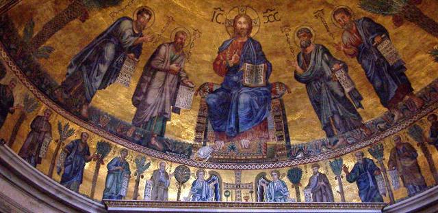 4 Papal Basilicas of Rome Tour Photos
