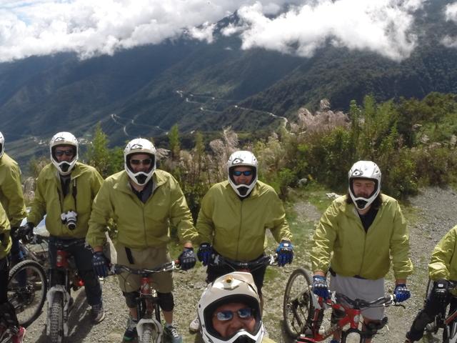 Inca Jungle Trail to Machu Picchu Photos
