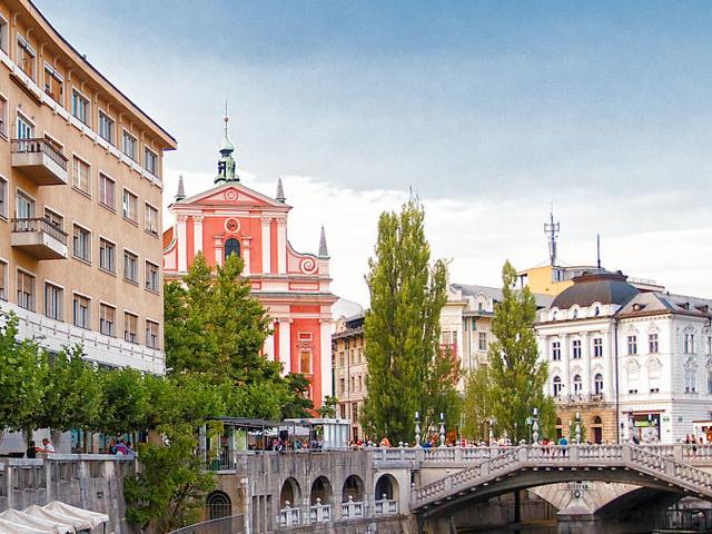 Ljubljana & Lake Bled Day Trip Photos