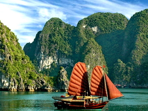 Throught Out Viet Nam Photos