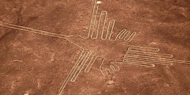Nazca Lines Overflight Photos