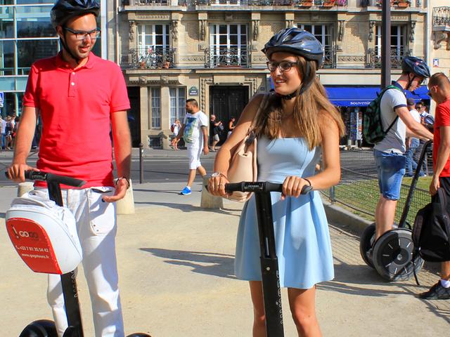 Paris Segway Golden Privat Tour Photos