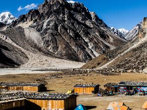 Lhasa Everest Base Camp Group Tour Photos