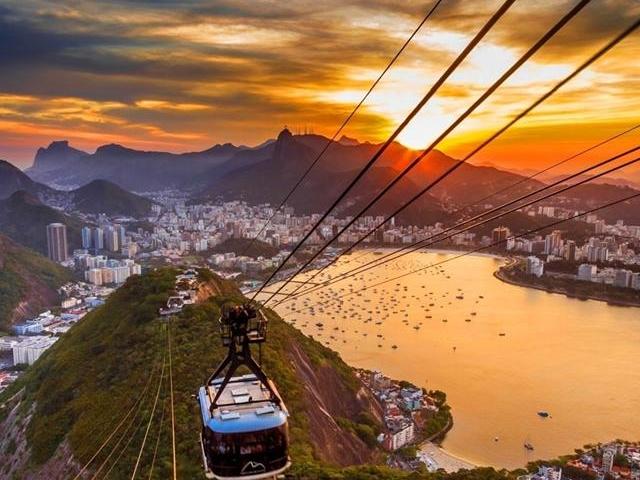 Rio de Janeiro on Day City Tour Photos