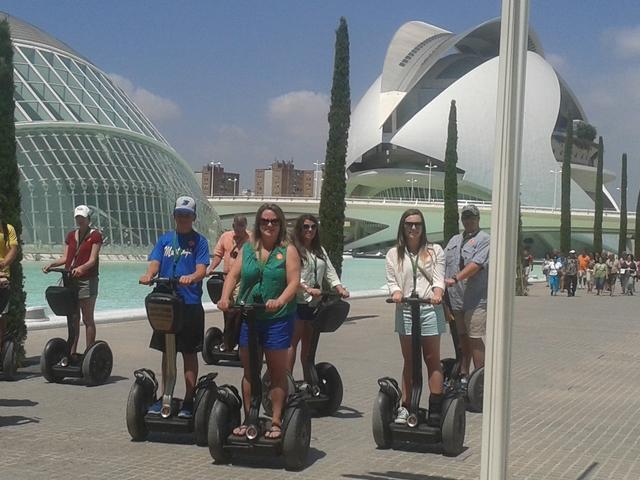 Valencia Segway Tour Photos